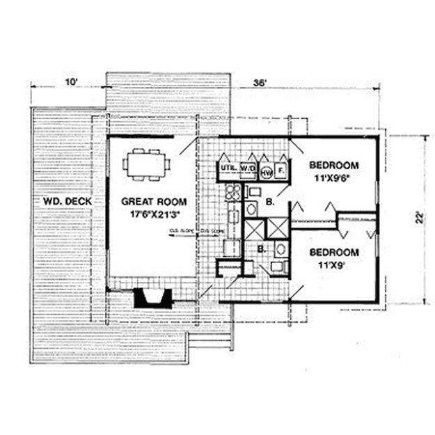 263 best cottage floor plan sm images on pinterest for House plan search engine