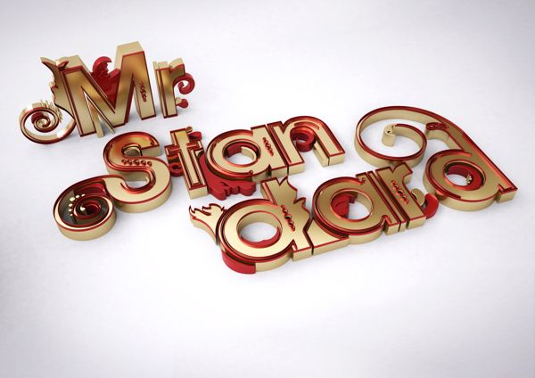Mr Stan dard by Jeff Osborne