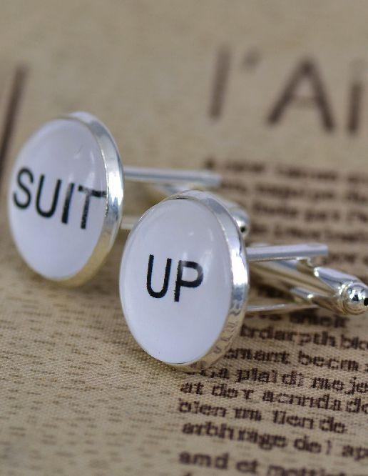 Cufflinks | Groomsmen Wedding Gift How I met your mother <3