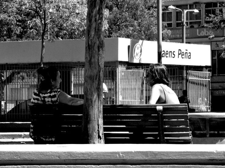 Tijuca em preto e branco: cotidiano e paisagens