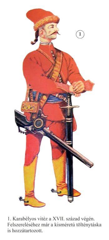 Carabineer, late 17th century