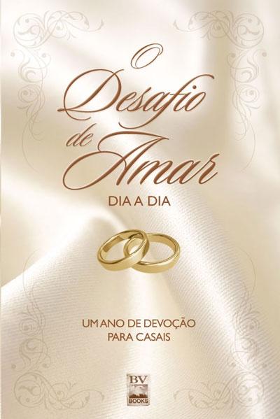 O Desafio de Amar – Dia a Dia (Stephen e Alex Kendrick) é um devocionário para casais e trata de circunstâncias vividas no cotidiano de um casal.