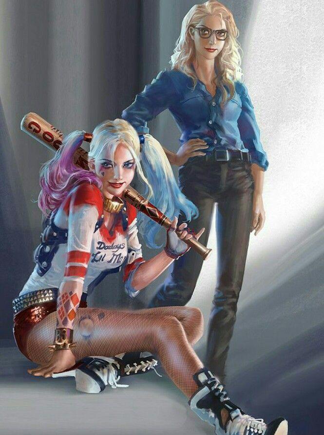Harley Quinn Doctor Harleen Quinzell