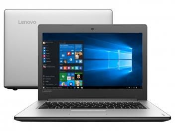 "Notebook Lenovo Ideapad 310 Intel Core i7 - 6ª Geração 8GB 1TB LED 15,6"" Placa de Vídeo 2GB"