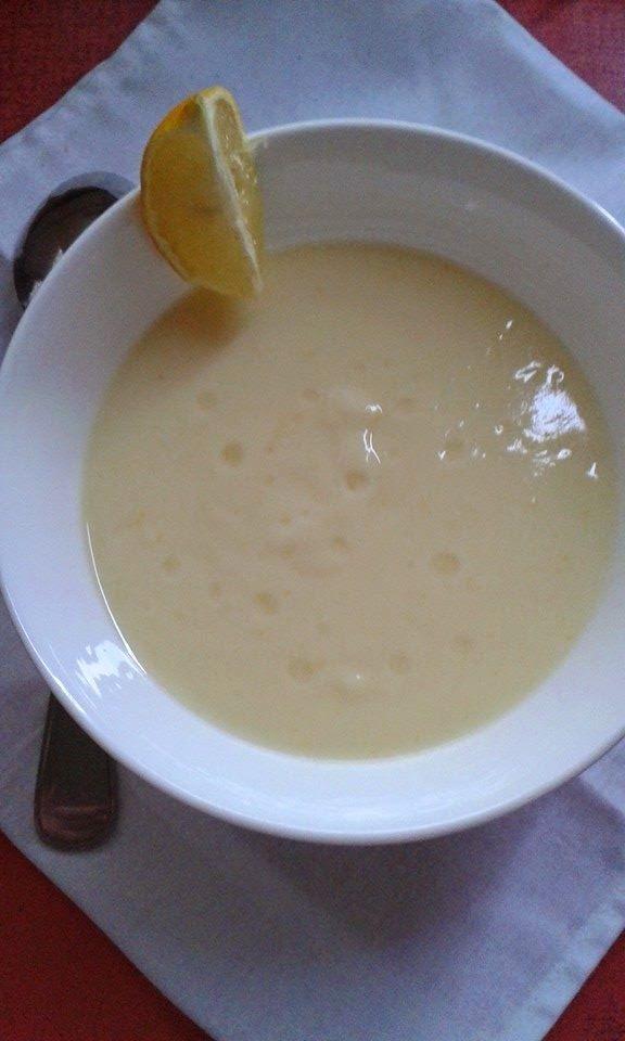 Görög citromleves