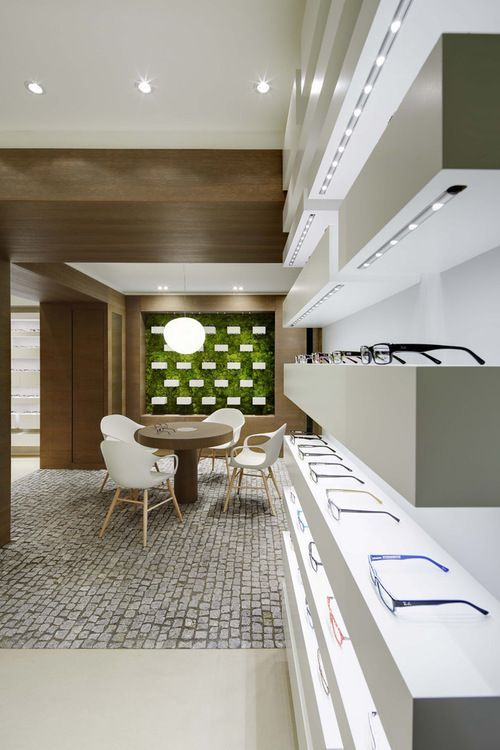 7 Inspiring optometry office designs gallery (With ...