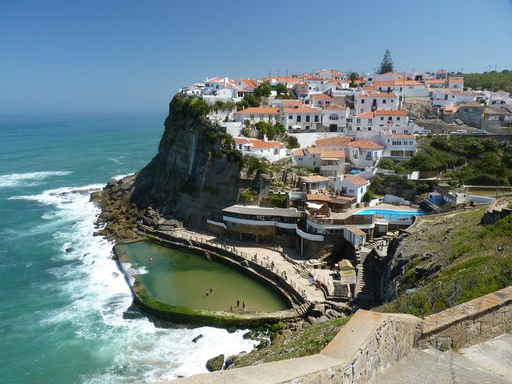 Azenhas do Mar in Portugal.