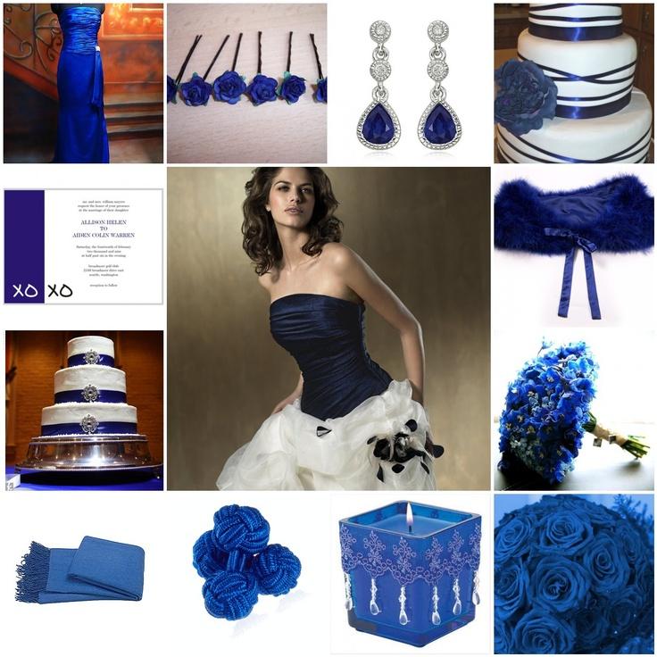 Sapphire Wedding <3