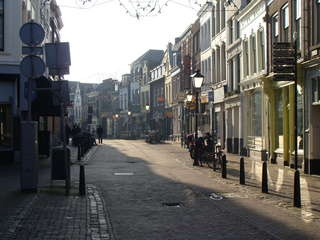 De Twijnstraat - Oudste winkelstraat van Utrecht