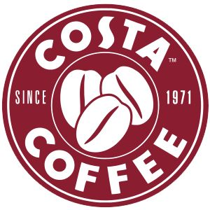 I chose this logo because it gets straight to the point of what it is selling. It is one of the few logos that have 'coffee' in the title so when people see 'coffee' and the colour scheme that it uses they will know it will most likely be costa coffee which makes it successful.