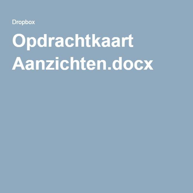 Opdrachtkaart Aanzichten.docx