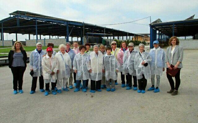 Καθηγητές από τη Βοστώνη στη Φάρμα Κουτσιώφτη