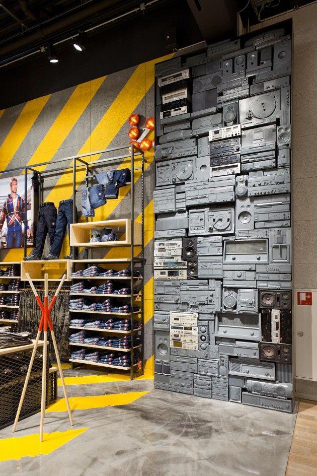Super Fun Concept Store!! - Engelbert Strauss Workwear | plajer & franz studio