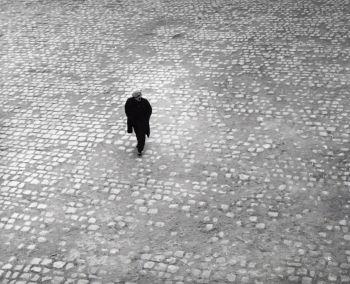 Kertész, André — StreetAndré Kertész, Sur le Quai, Paris, 1931Full serie