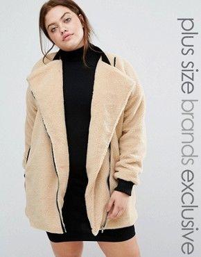 Manteaux grande taille | Vestes grande taille et manteaux grande taille | ASOS