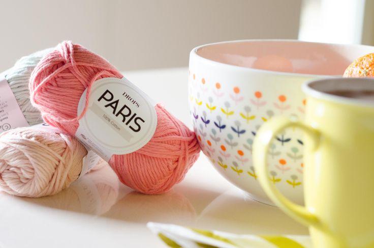 Vintage style et granny chic… allez hop! on se met au crochet…. » Claire Elise Hatterer