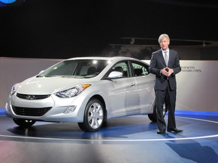 All New Hyundai Elantra 2012