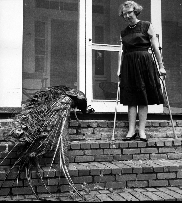 abandonment in the short story good country people by flannery oconnor Writing of explicitly named good country people, short story author flannery o'connor ironically molds a depiction of the contradictory nature.