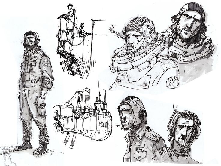 IAN MCQUE | CONCEPT ART: Bicentenary Edition. ✤ || CHARACTER DESIGN REFERENCES | キャラクターデザイン | çizgi film • Find more at https://www.facebook.com/CharacterDesignReferences & http://www.pinterest.com/characterdesigh if you're looking for: bandes dessinées, dessin animé #animation #banda #desenhada #toons #manga #BD #historieta #sketch #how #to #draw #strip #fumetto #settei #fumetti #manhwa #cartoni #animati #comics #cartoon || ✤