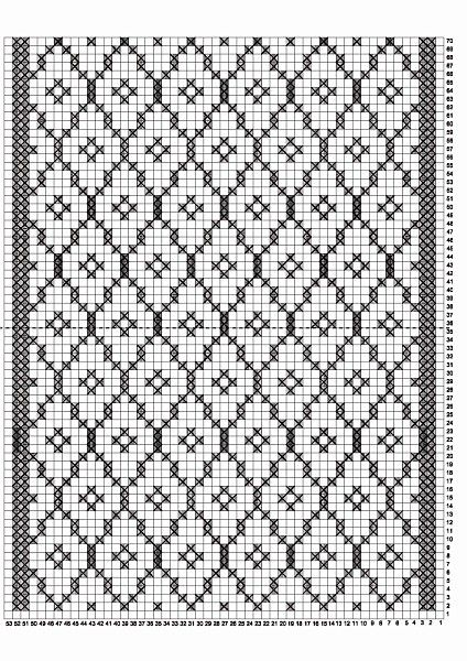 Rastas  filet crochet fillers 10