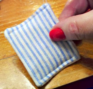 Even I could do this! Great money saver. Make Your Own Eye Makeup Remover and Reusable Pads.