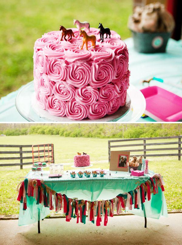 25+ best ideas about Horse birthday parties on Pinterest ...