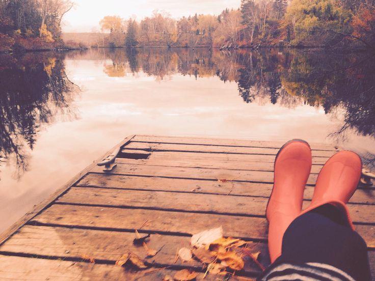 Fall in #Duluth #LacrosseBoots