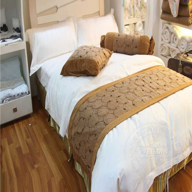 51 Best Images About Guangzhou Hotel Bed Runner Set On