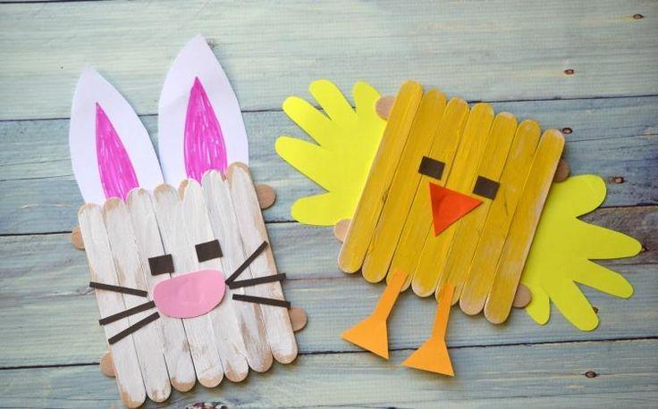 kreative Bastelideen für große und kleine Kinder