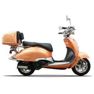 Lance Vintage 150cc Scooter Moped, Gas Scooters, Electric Scooters, Lance Scooter Parts -