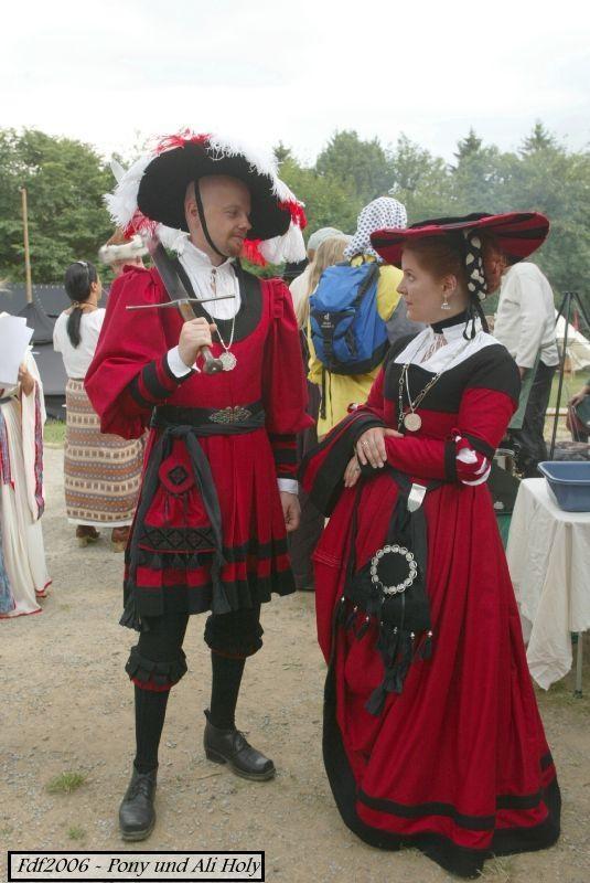 Herr und Frau Landsknecht in 2006. Photos from alwa petroni (alwa petroni) on Myspacek