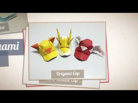Origami by me - PaperPh2 - YouTube