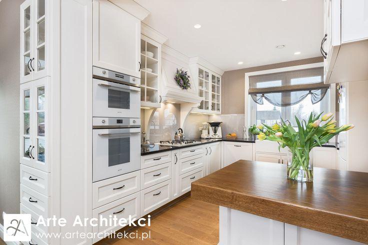 Kuchnia styl Klasyczny - zdjęcie od Arte Architekci - Kuchnia - Styl Klasyczny…
