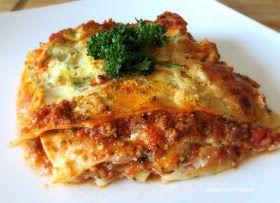 Rezepte mit Herz ♥: Lasagne - auf meine Art