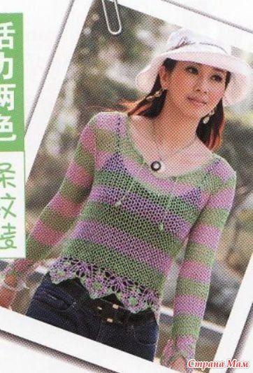 Всем доброго вечера! Делюсь с Вами подборочкой из японских журналов.