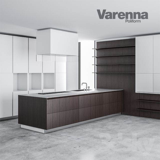 Varena Twelve kitchen