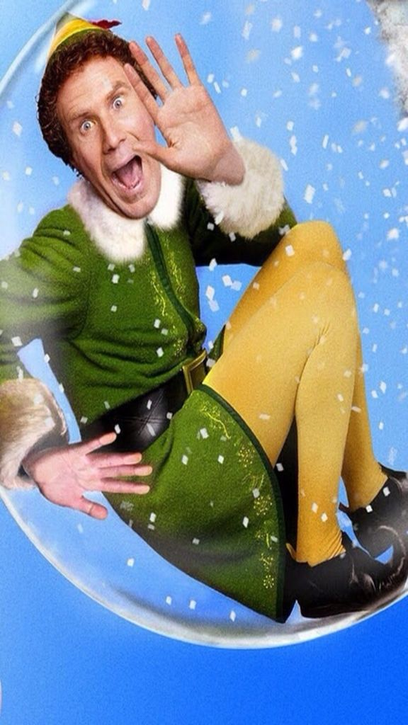 iPhone Wallpaper - Buddy the Elf tjn | iPhone Walls: Christmas Characters | Elf movie, Christmas ...