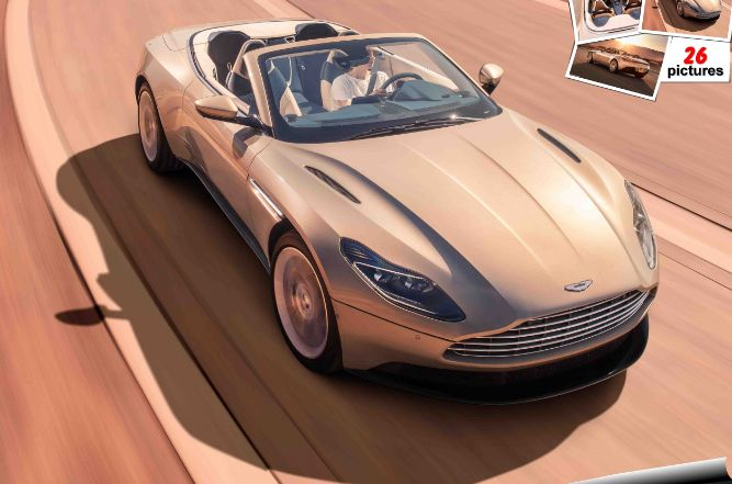 2019 Aston Martin DB11 Colors, Release Date, Redesign, Price – The introduction of the eagerly-awaited 2019 Aston Martin DB11 Volante marks a new chapter for Aston Martin. It will come sizzling on the heels of the DB11 Coupe, which was released to vast acclaim in 2016. As envisioned, the...