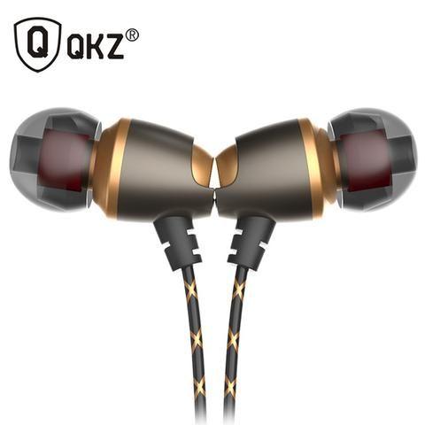 Magnetic Stereo BASS Metal in-Ear Earphone Noise Cancelling Headsets DJ In Ear Earphones HiFi Ear Phone