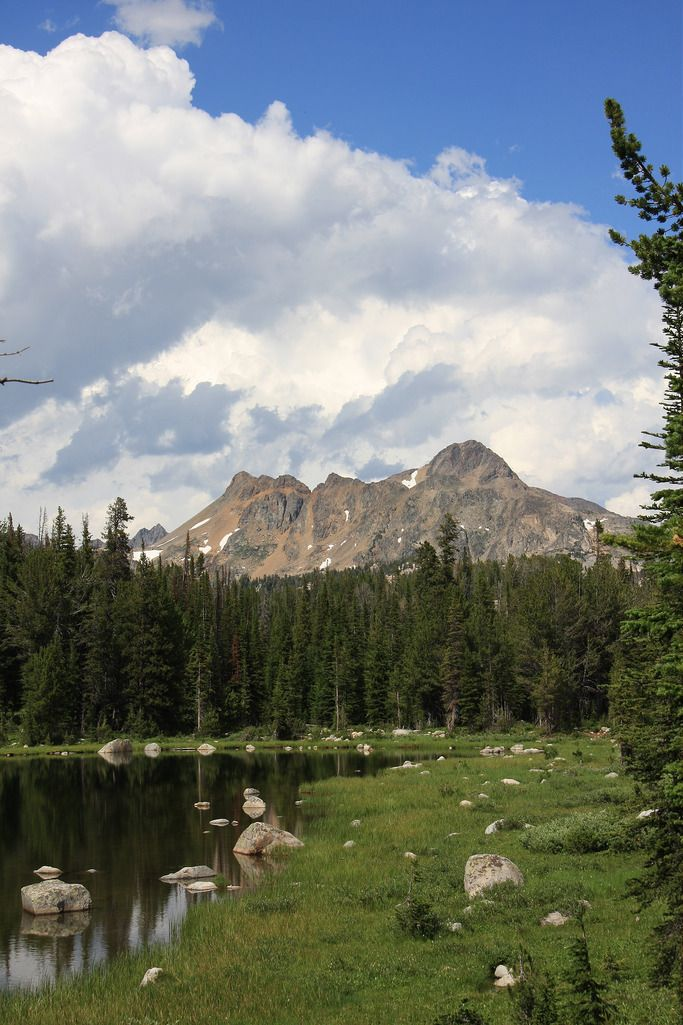 Goose Lake Jeep Trail, Montana's Beartooth Mountains-Day One