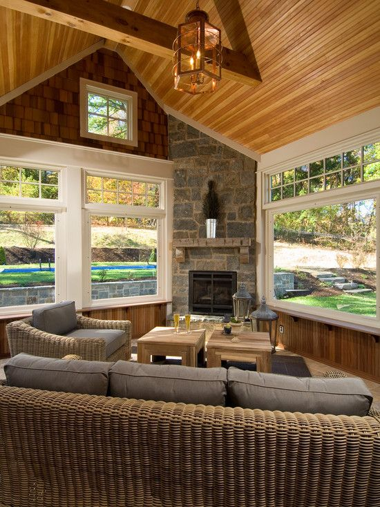 Back Porch Additions Best Ideas About Room Additions On House Additions Interior Designs: 204 Best Four Season Porch Ideas Images On Pinterest