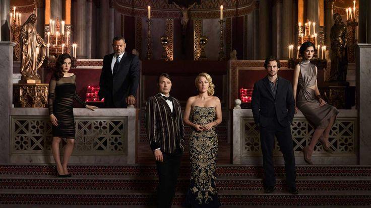 Hannibal, une série de Bryan Fuller : Critique saisons 1 à 3 via @Cineseries