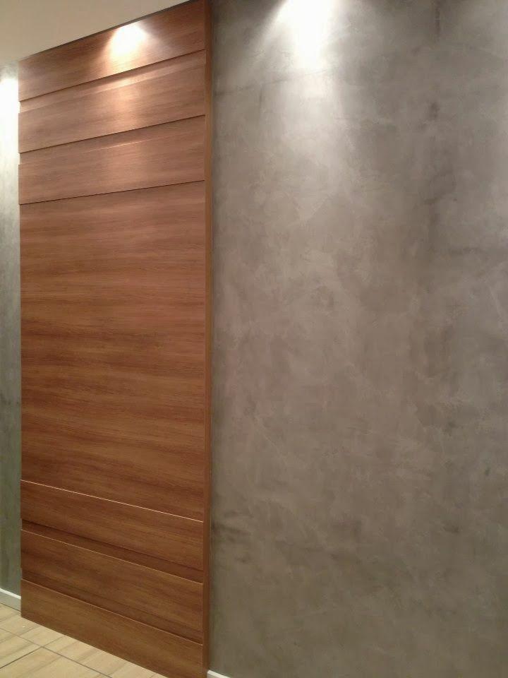 25 melhores ideias sobre efeito cimento queimado no - Tirar paredes en un piso ...