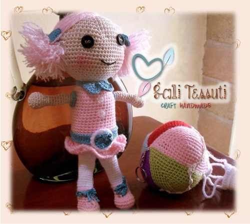 Amigurumi Monster High : 17 Best images about Monster High crochet on Pinterest ...