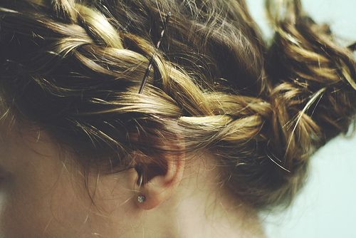 Sidebraid, Hairstyles, Hilarious Videos, Blondes Side, Long Hair, Beautiful, Hair Style, Blog, Side Braids