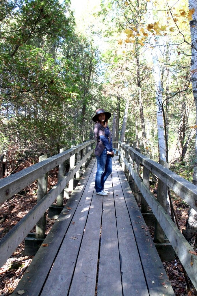 Crawford Lake, ON : Hiking trails for every level, lengths and adventures in Southwestern Ontario