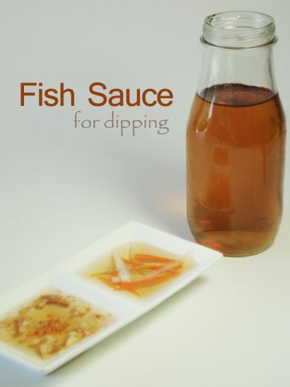 246 best images about cambodia foods on pinterest kampot for Asian fish sauce