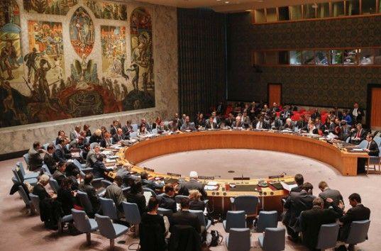 Организация объединенных наций может исключить Украину из своих рядов http://vashgolos.net/readnews.php?id=74892