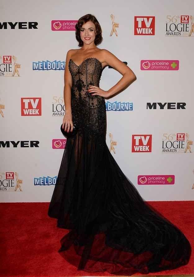 Demi Harman | The Definitive Ranking Of Logie Awards Fashion: The Ladies