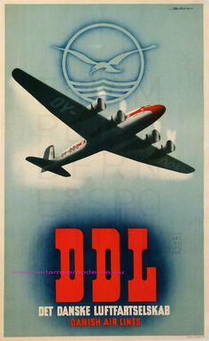 DDL Danish Air Lines